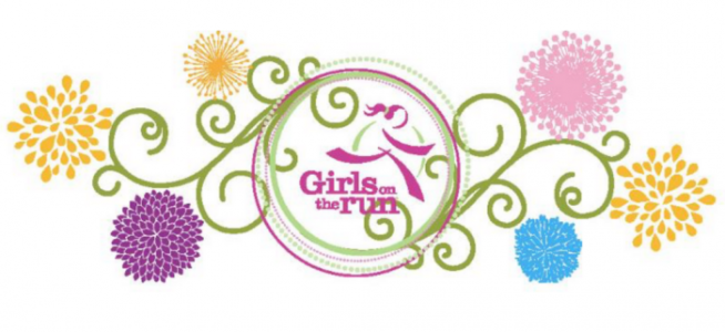 Brownieland Pictures Volunteers with Girls On The Run