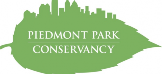 Brownieland Volunteers with Piedmont Park Conservancy