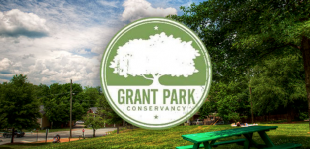 Brownieland Volunteers with Grant Park Conservancy