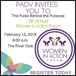 PADV Atlanta 2019 Events