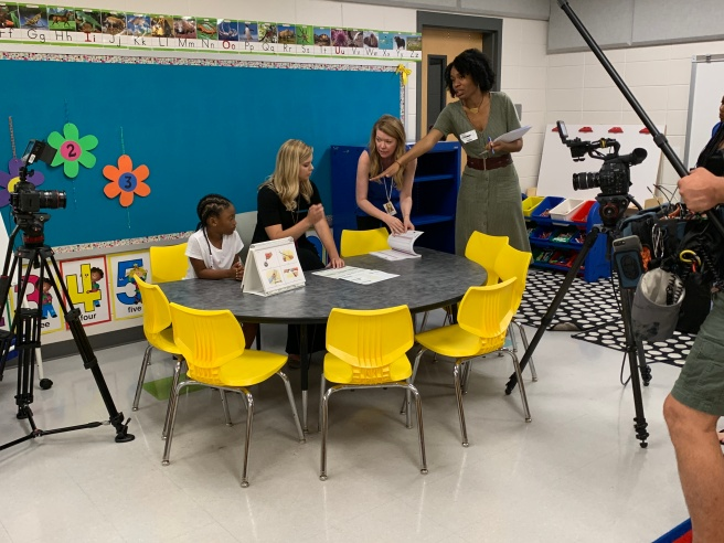 Brownieland Pictures partners with the Atlanta Speech School for Read Right from the Start's Cox Campus