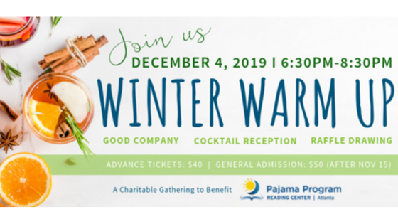 Pajama Program Atlanta Winter Warm Up