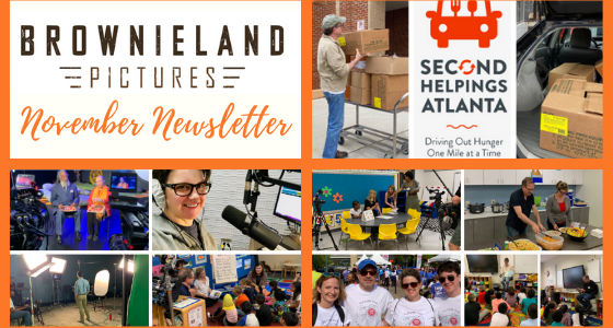 Brownieland Pictures November Newsletter
