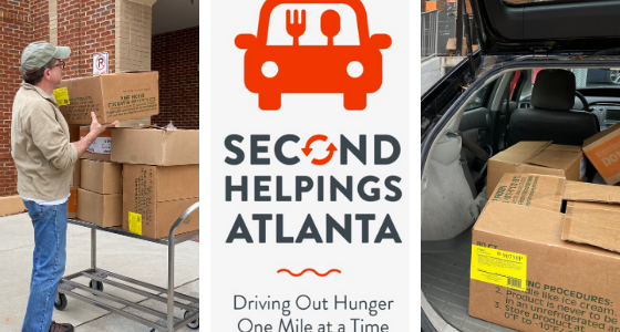 Brownieland Pictures Volunteers with Second Helpings Atlanta