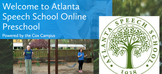 Brownieland Partners with The Atlanta Speech School to Create Videos for their Free Online Preschool