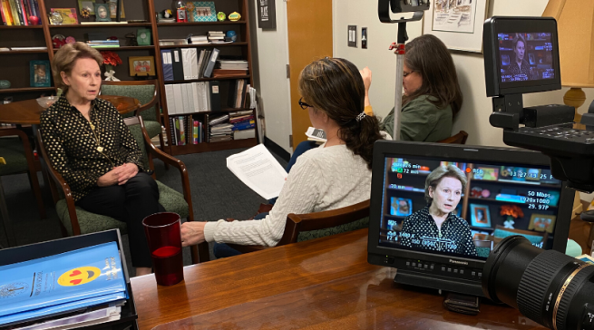 Brownieland Pictures partners with The Atlanta Speech School to feature Dr. Maryanne Wolf