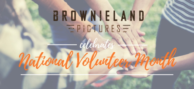 Brownieland Pictures Recognizes Atlanta Nonprofit Community with Celebration of National Volunteer Month