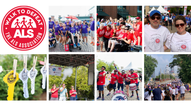 Brownieland Pictures participates in the 2020 Walk to Defeat ALS
