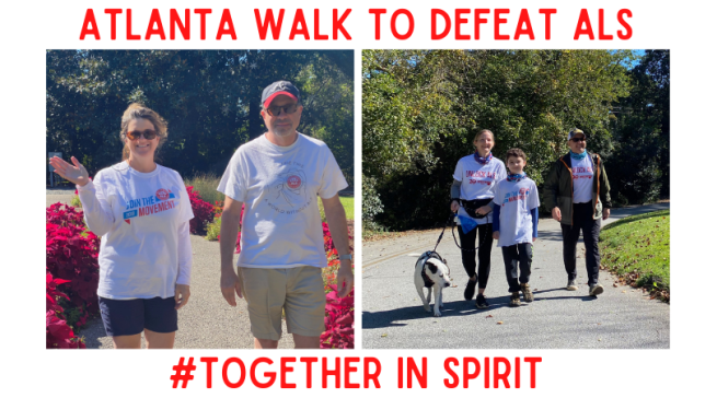 Brownieland Pictures Atlanta Walk to Defeat ALS
