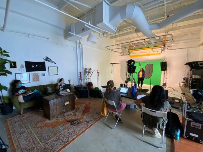 Brownieland Pictures Ocotober 2020 Newsletter featuring Atlanta Nonprofit Organizations