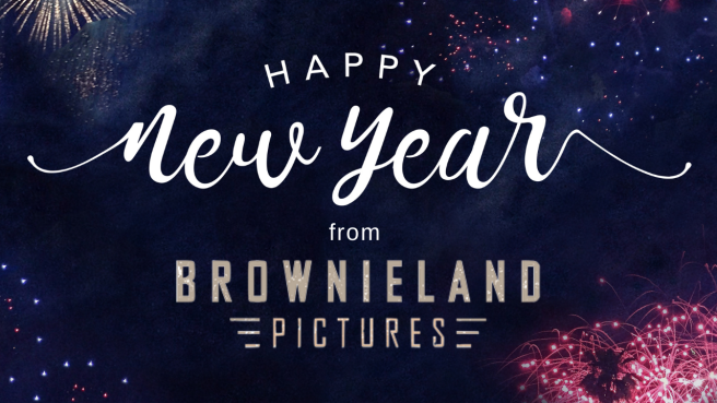 Brownieland Pictures Happy New Year 2021